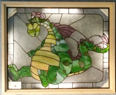 Stallings Stained Glass :: Free Patterns