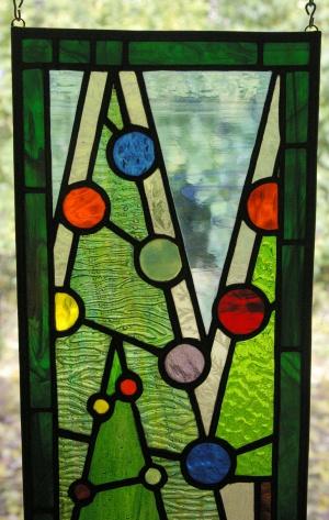 Panel Christmas Tree