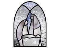 Easy Nativity Suncatcher Simpler Stillpdq Stained Glass Patterns