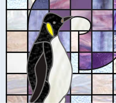 Is for penguin animal alphabet click image to close