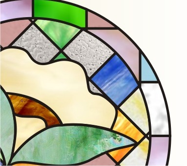 How to Draw a Stained Glass Pattern | eHow.com