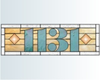 1131 House number transom