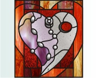Abstract heart (gothic)