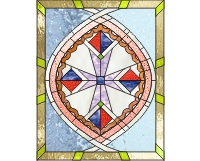 Stained Glass Window Applique Patterns Appliq Patterns