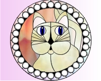 Glass cats 2