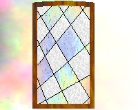 Easy Stained Glass Window Designs & Patterns | eHow