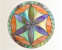 Flower of life variation 2, easy