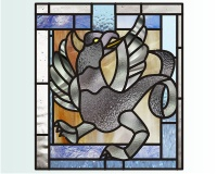 medieval patterns for stained glass and window clings